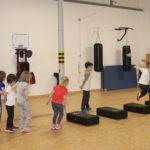 Kids WingTsun Training