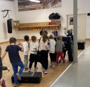 Sport und Bewegung bei Kindern