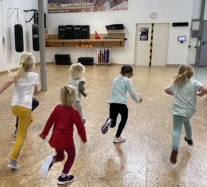 Bewegung und Koordination bei Kindern
