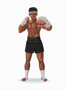 Thai-Boxer
