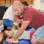Eltern und Kind Kurs WIngTsun Viersen und Brüggen