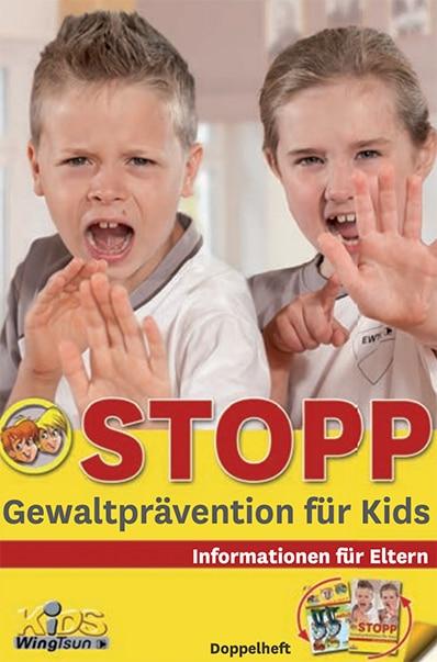 Broschüre Kinder Gewaltprävention