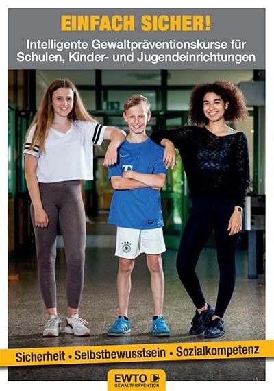 EWTO Broschüre Sicherheit an Schule
